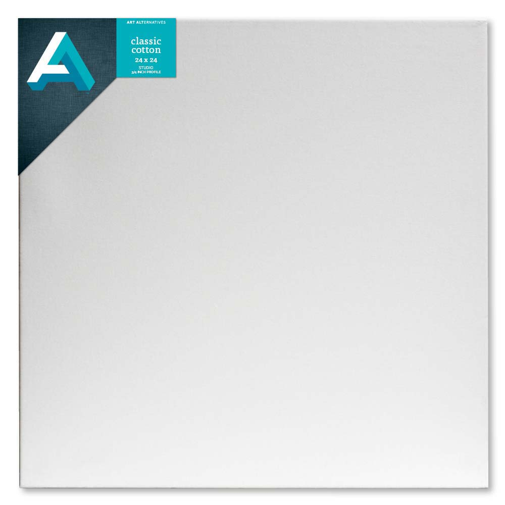Aa Studio Stretched Canvas Case/10 24X24