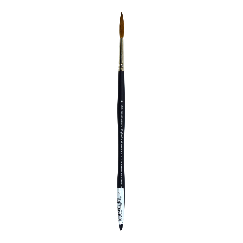 W&N Artist Watercolor Sable Rigger Brush