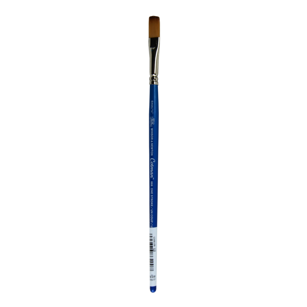 Cotman Brush Syn Sable 666 One-Stroke 1/4