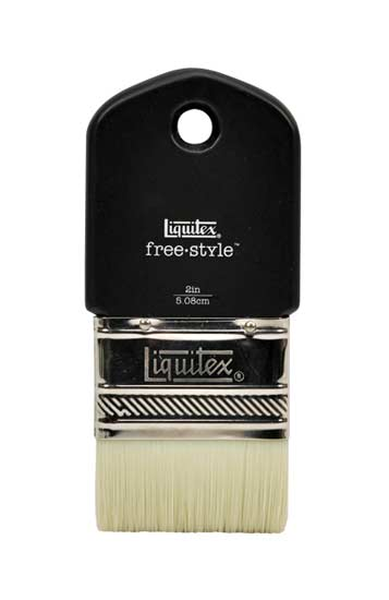 Liquitex Freestyle Brush Paddle 2 Inch