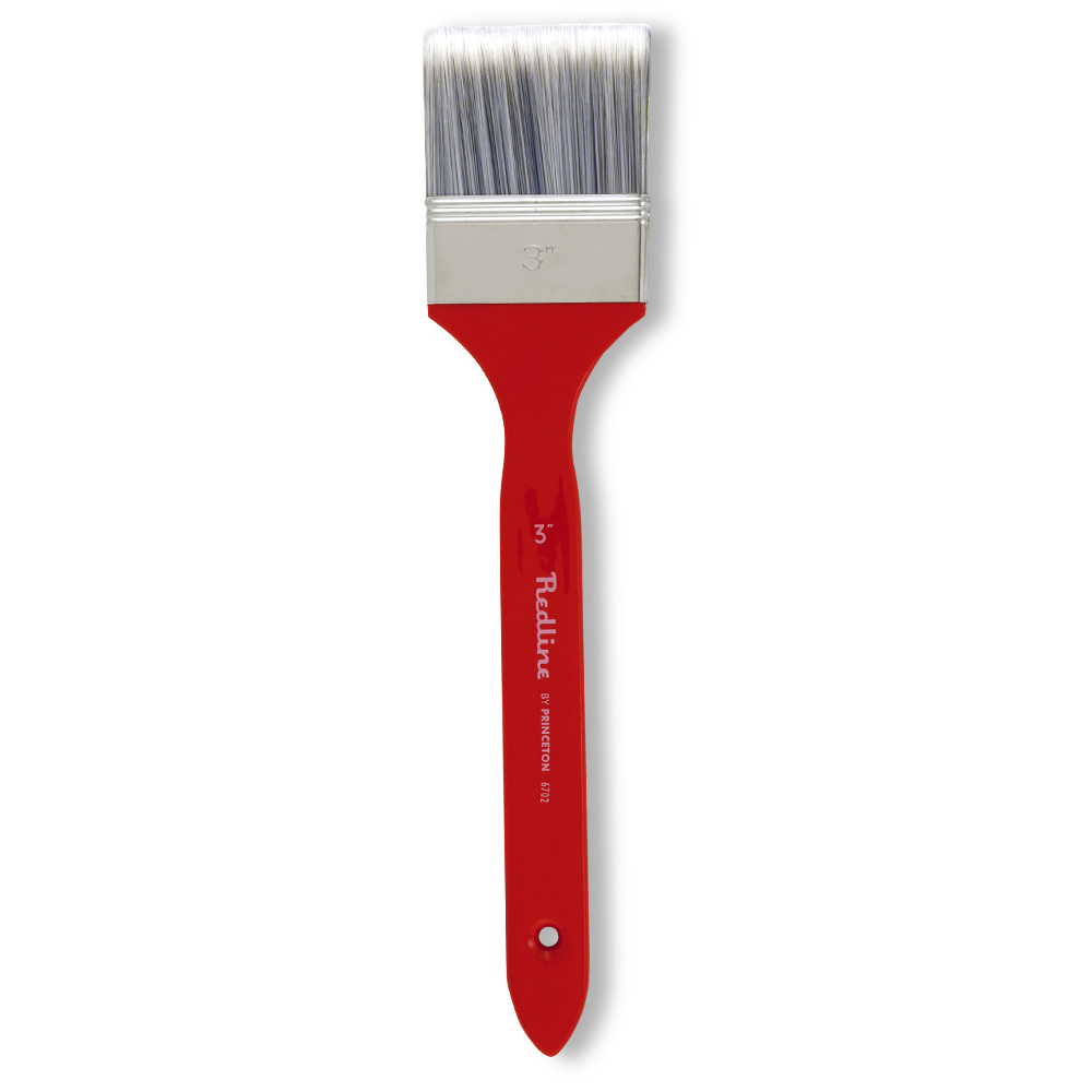 Pab Redline Flat 3 Inch Long Handle