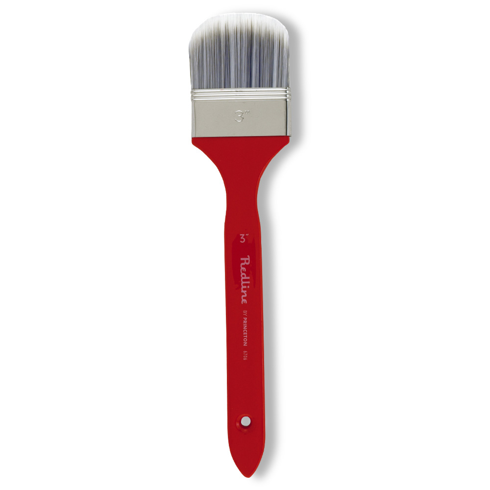 Pab Redline Oval 3 Inch Long Handle