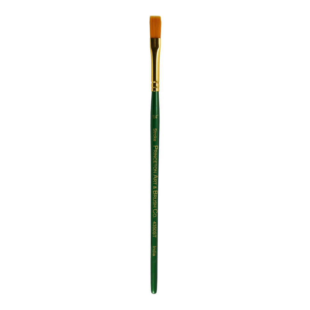 Princeton Series 4350 Good Synthetic Sable Stroke Brush