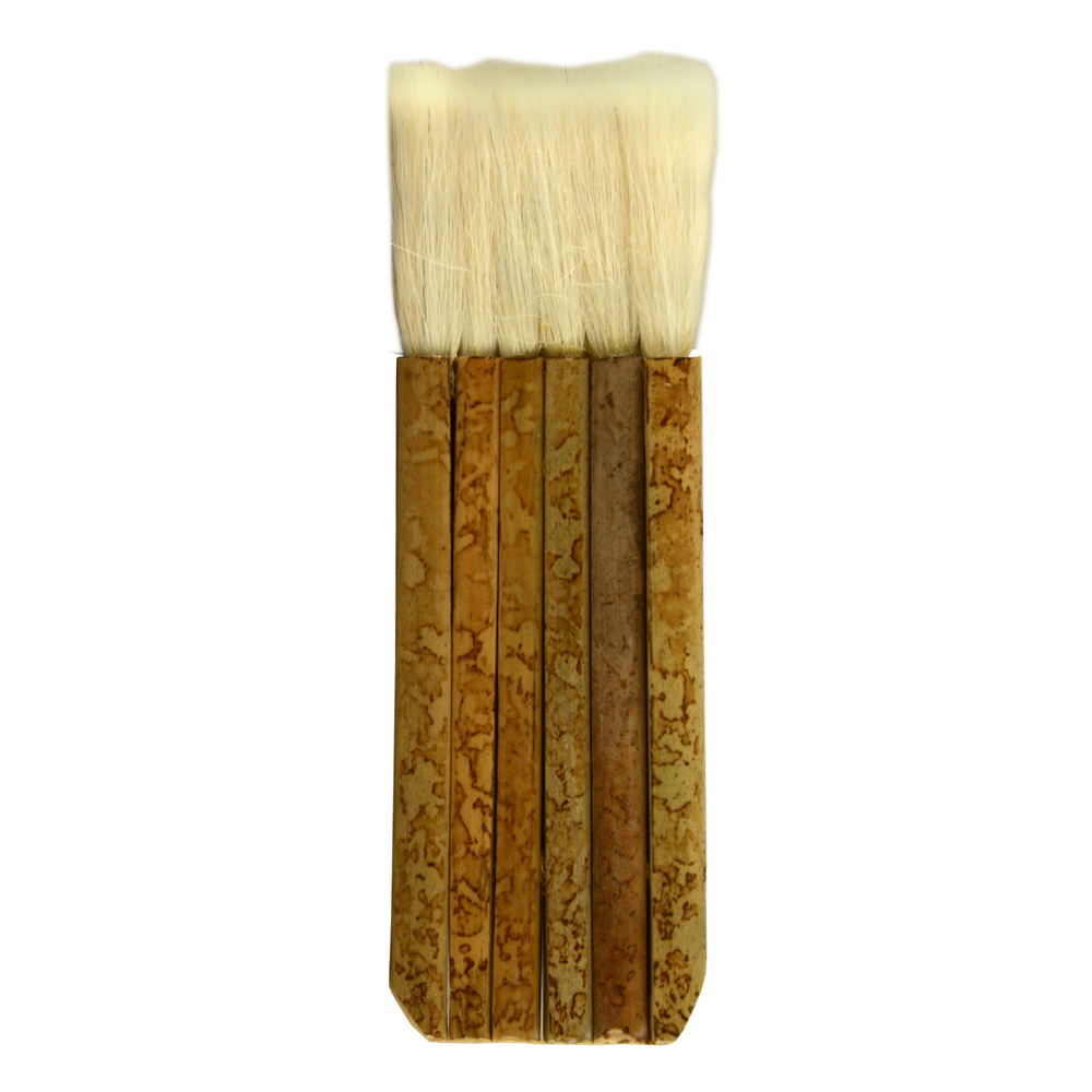 Yasutomo Multihead Bamboo Brush 1-7/8In