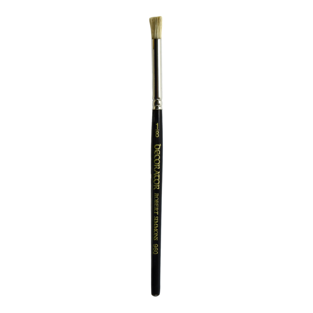 Simmons Stencil Brush 960 Size 1/8