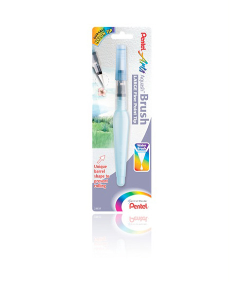 Pentel Aquash Water Brush - Large Point