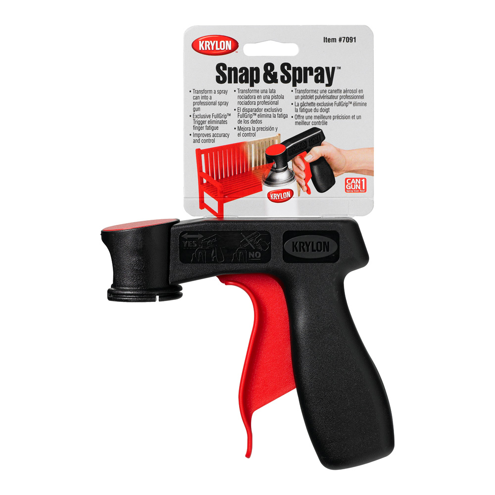 Krylon Snap & Spray Trigger