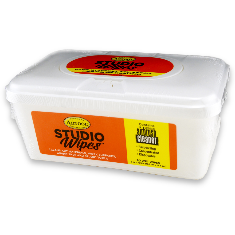 Artool Studio Wipes 80Ct