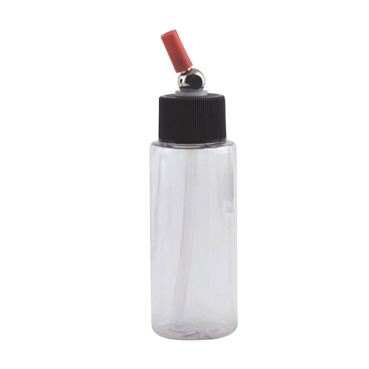 Iwata Clear Cylinder Bottle 2Oz