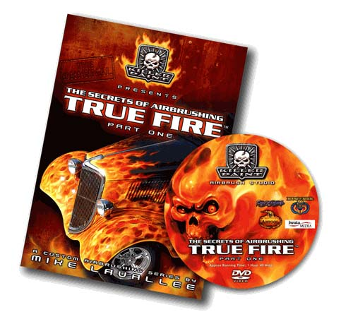 Dvd True Fire Part 1 With Mike Lavallee