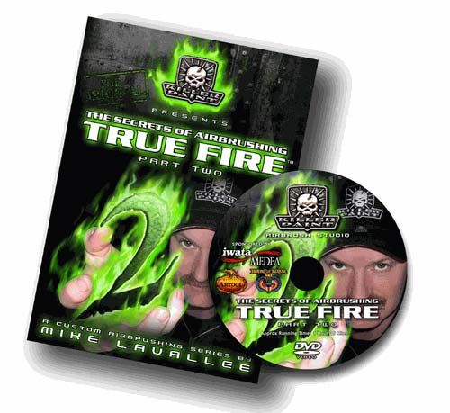 Dvd True Fire Part 2 With Mike Lavallee