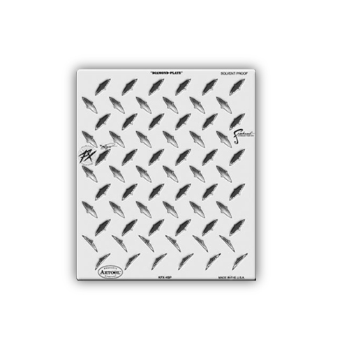 Artool Template Fhkfx4 Diamond Plate