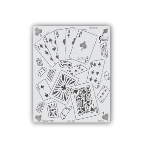Artool Template Fhkkfx 18 Aces N'eights