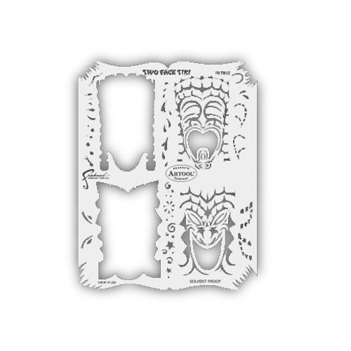 Artool Template Fhtm10 Two-Face Tiki