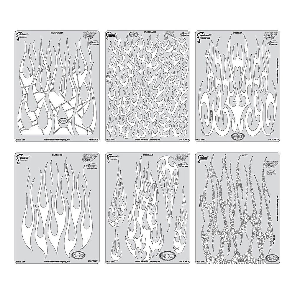 Free Airbrush Patterns Lena Patterns