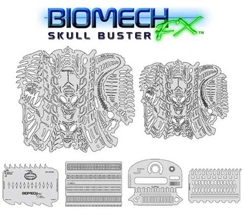 Artool Template Bmfx1 Biomech Skull Buster
