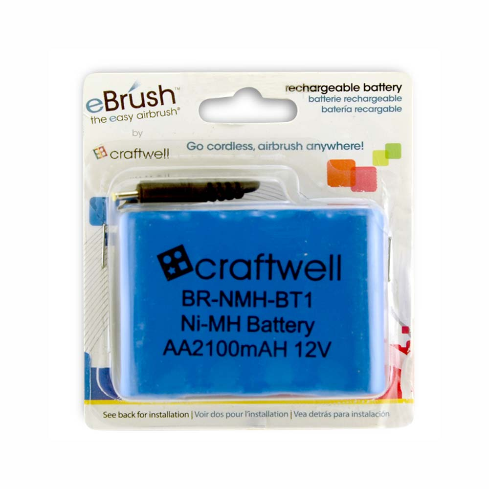 Craftwell Ebrush Rechargable Battery