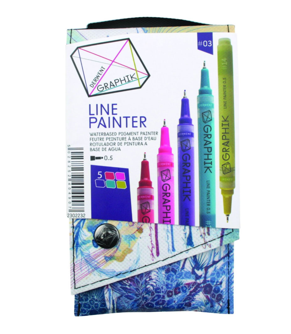 Graphik Line Painter Set Palette #03