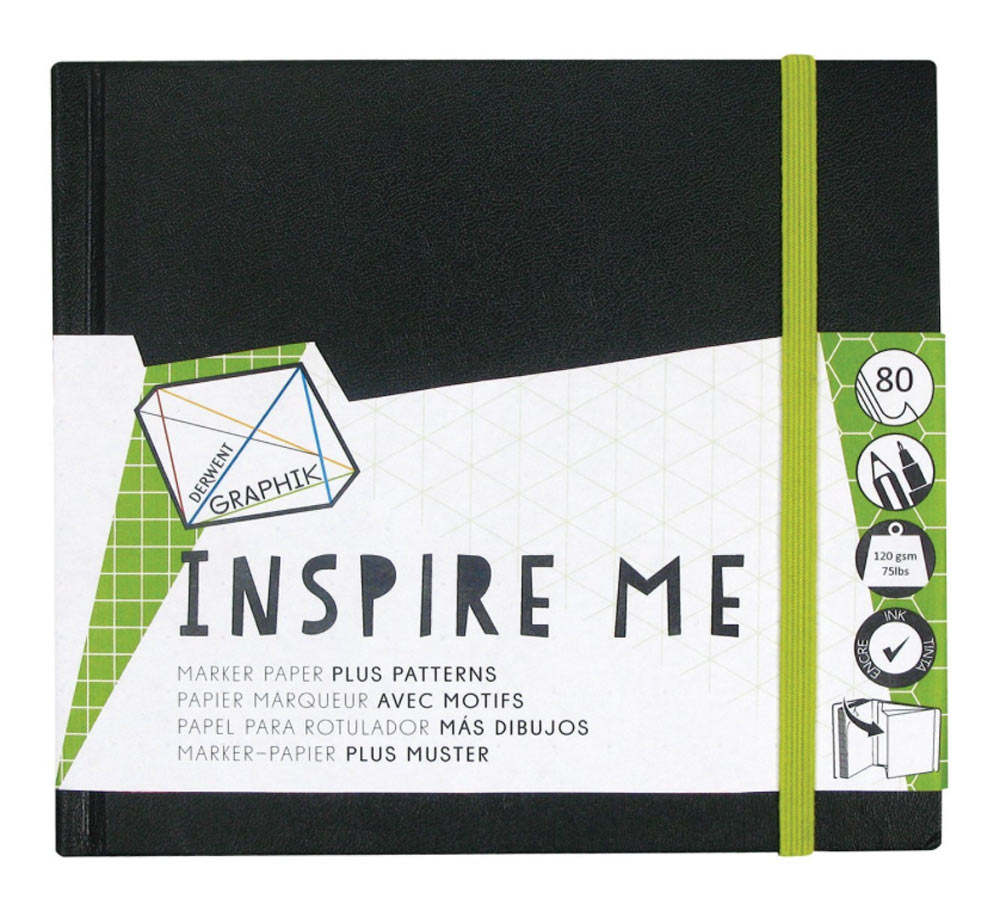 Graphik Inspire Me Sketchbook Small