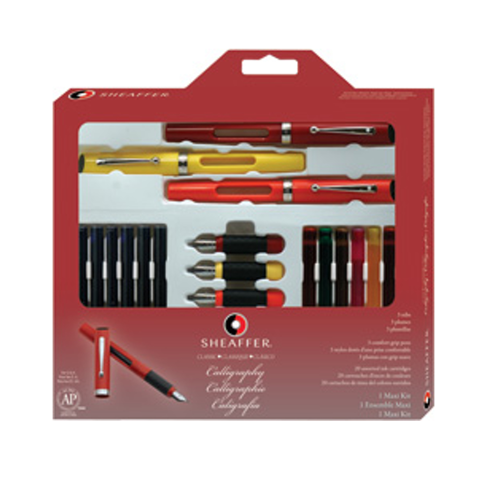 Buy Sheaffer Maxi Calligraphy Set