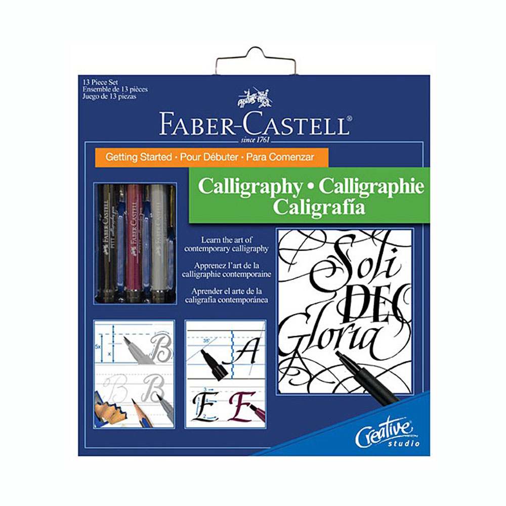 Creative Studio: Calligraphy Kit