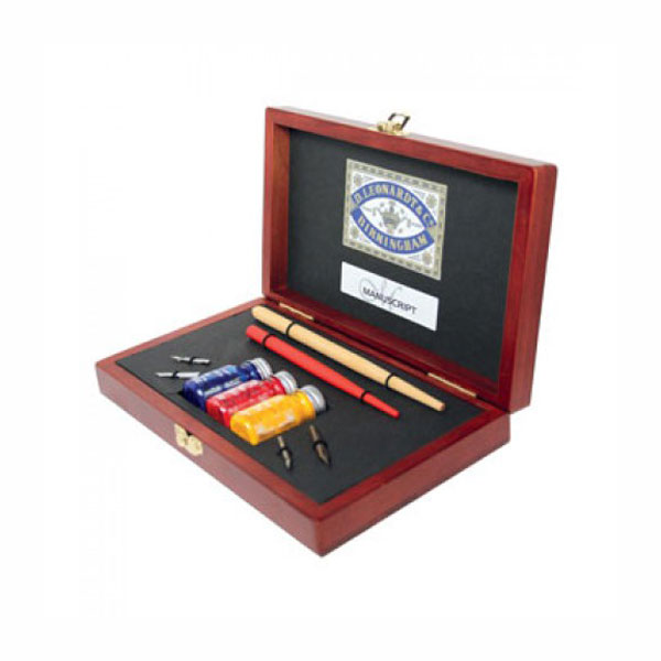 Victoriana Artists Wood Box Set