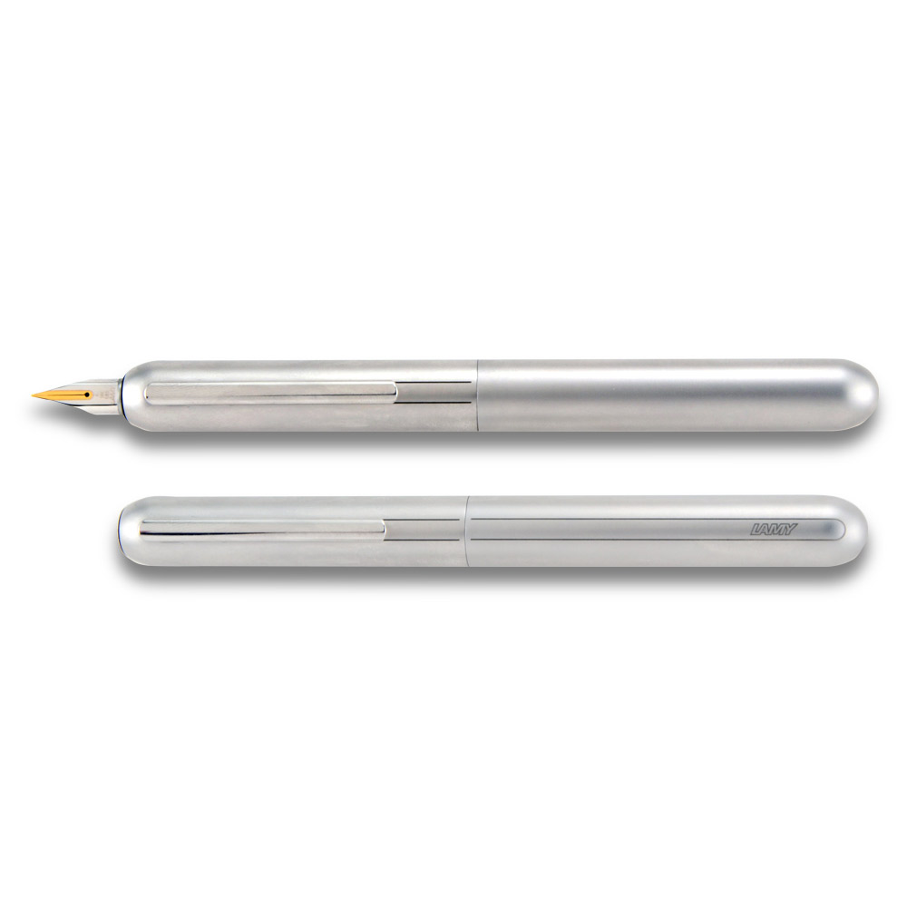 Lamy Dialog 3 Fountain Pen Fine Palladium