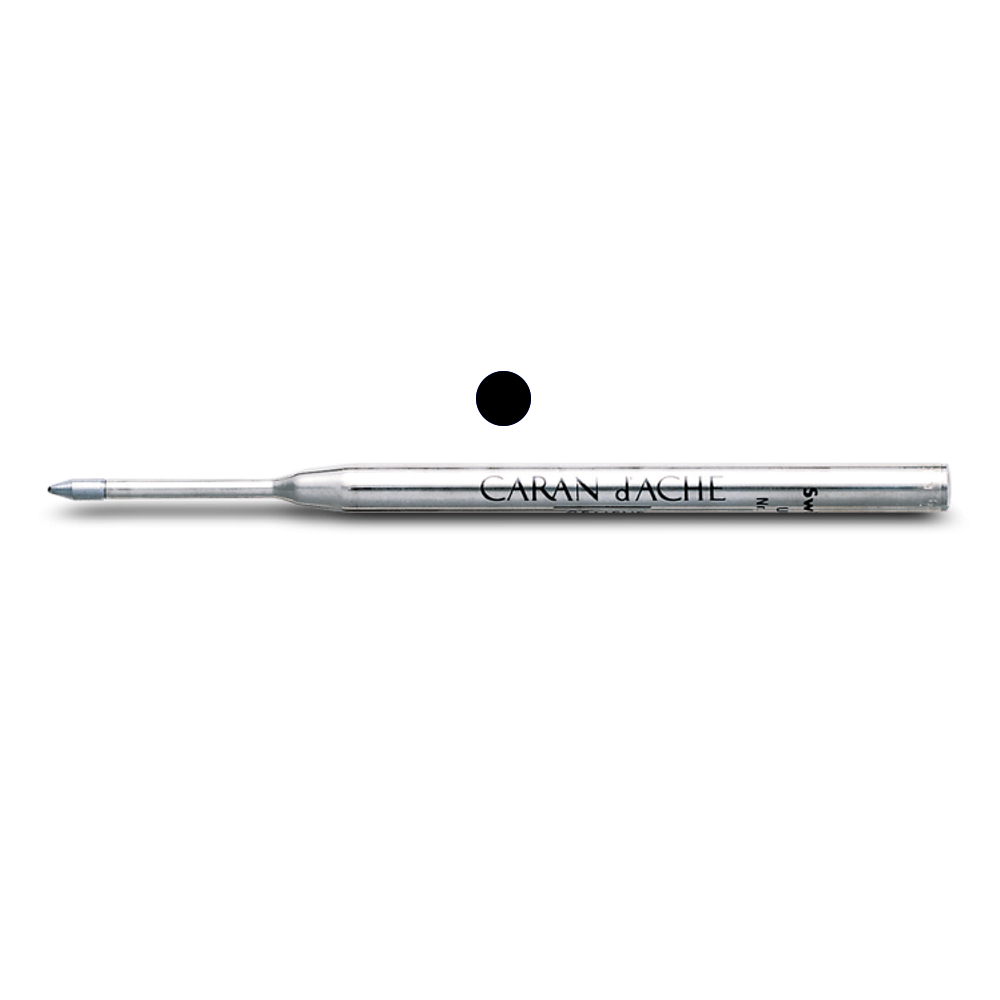 Caran D'ache Goliath Black Cartridge Med