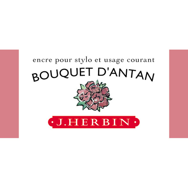J. Herbin Fountn Pen Ink 30Ml Bouquet D'antan