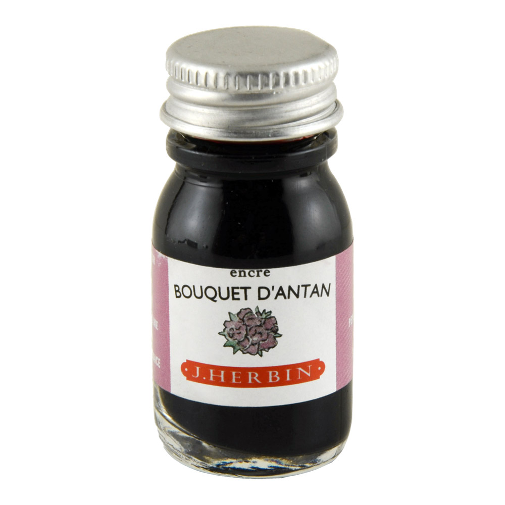 J. Herbin Fountn Pen Ink 10Ml Bouquet D'antan