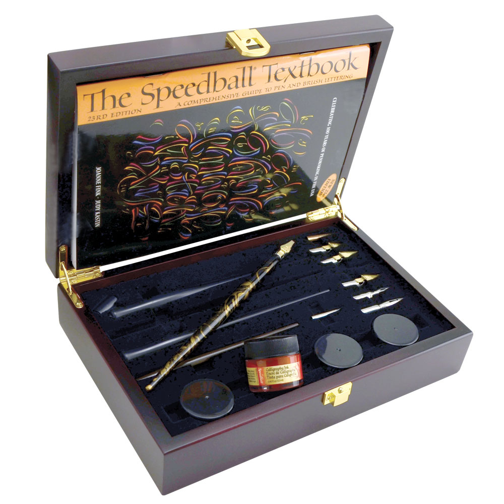 Buy Speedball Calligraphy Collectors Set