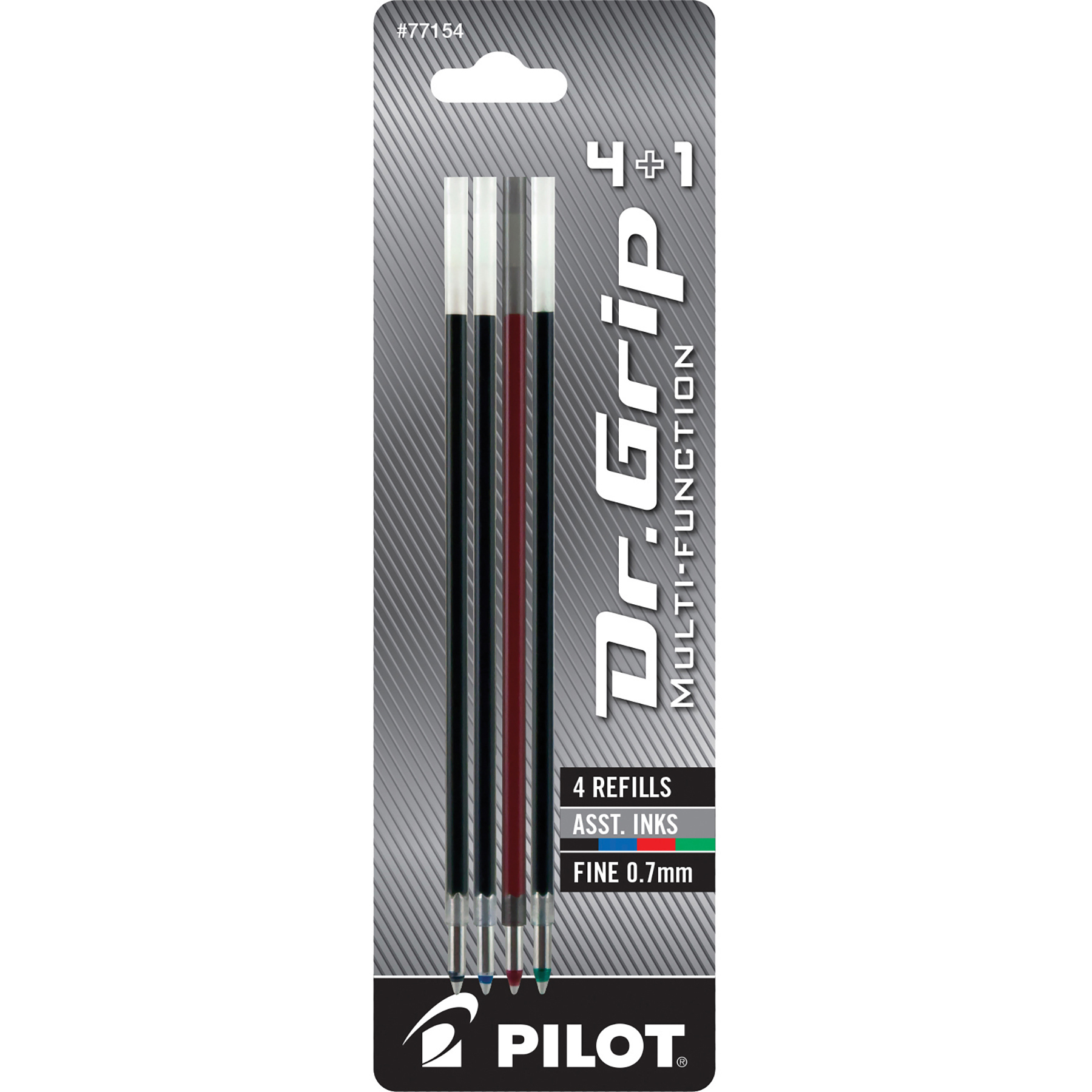 Pilot Dr Grip 4+1 Multi-Function Ink Refills