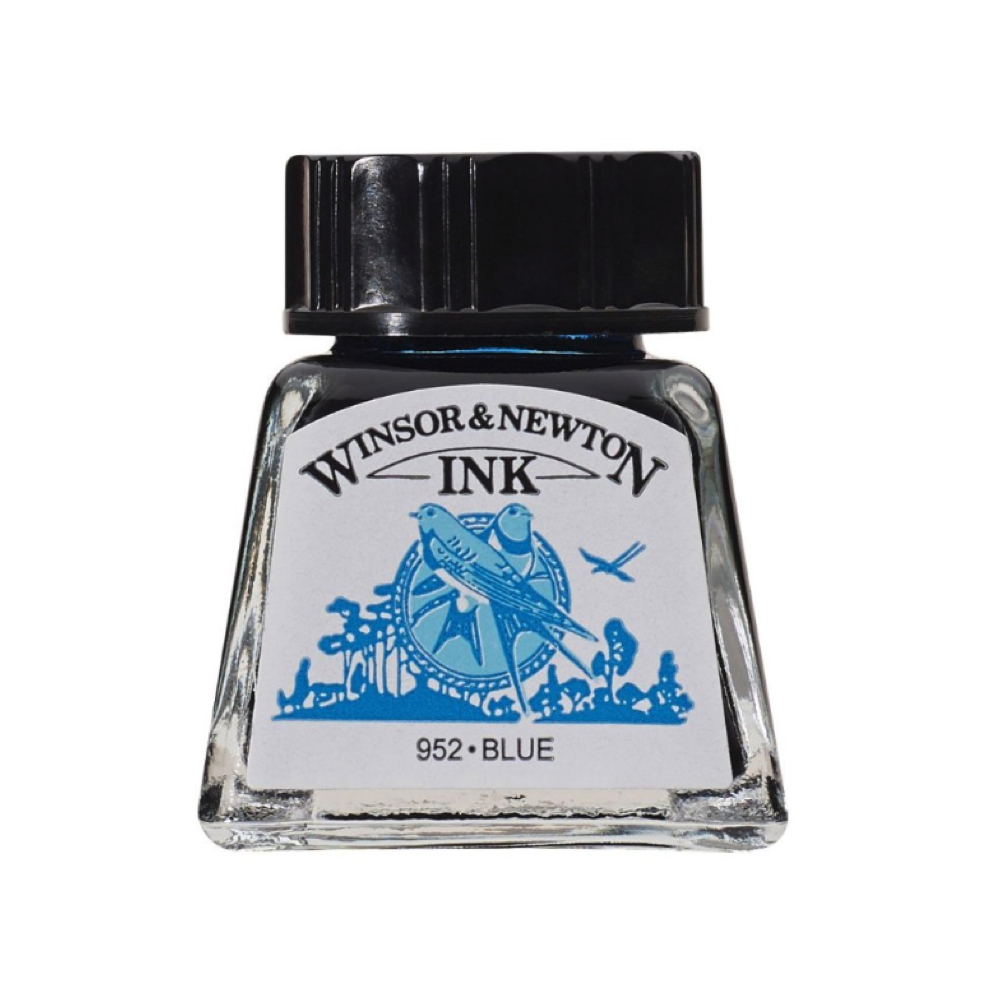 Winsor & Newton Ink 14Ml Blue