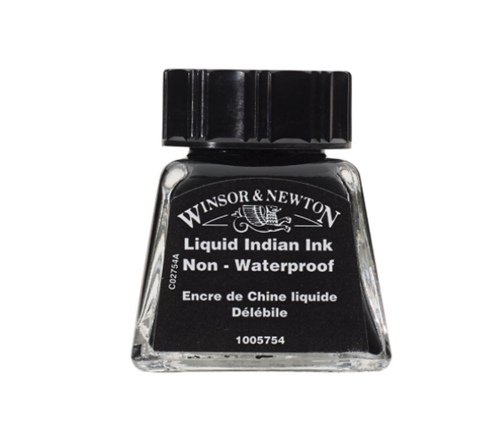 Winsor & Newton Ink 14Ml Liquid Indian