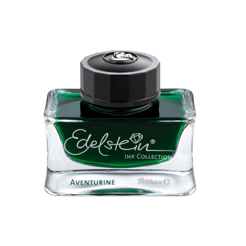 Edelstein Ink 50Ml Aventurine Green