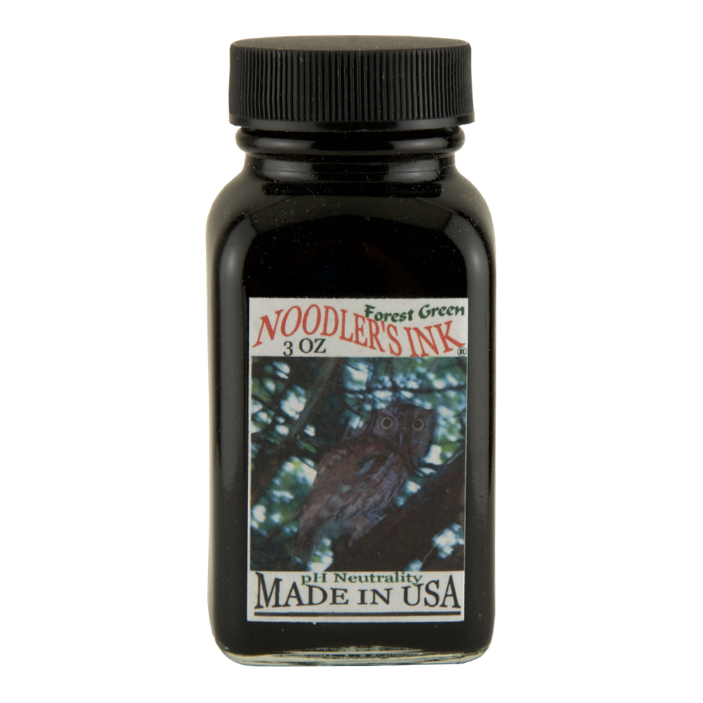 Noodlers Ink 3 Oz Forest Green