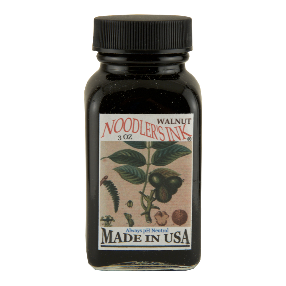 Noodlers Ink 3 Oz Walnut