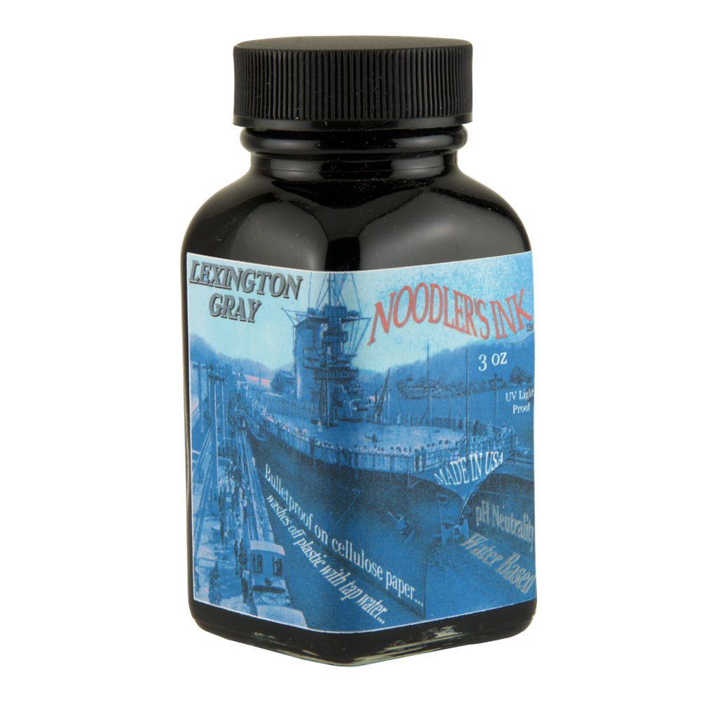 Noodlers Ink 3 Oz Lexington Gray