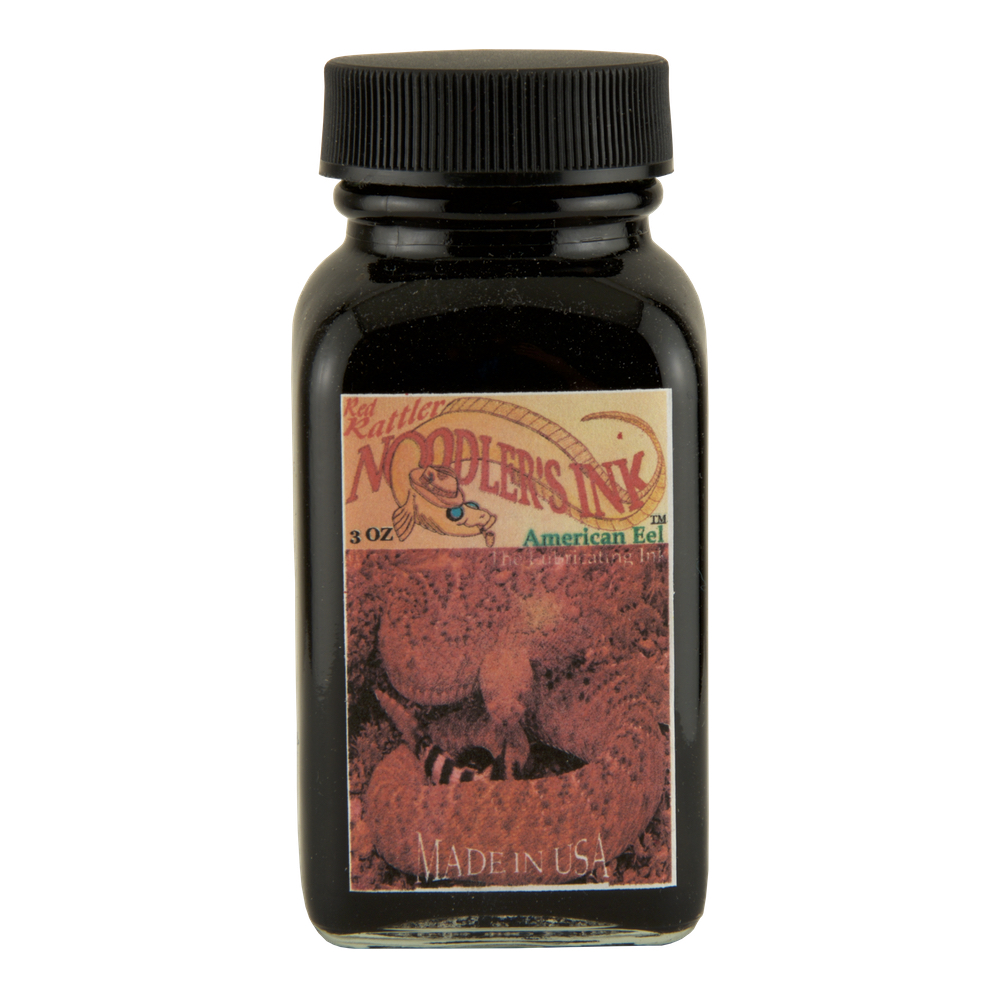Noodlers Ink 3 Oz Rattler Red Eel