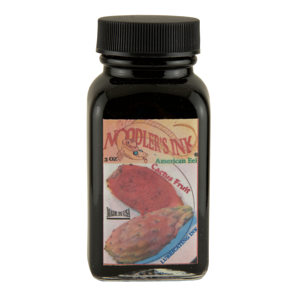 Noodlers Ink 3 Oz Cactus Fruit Eel