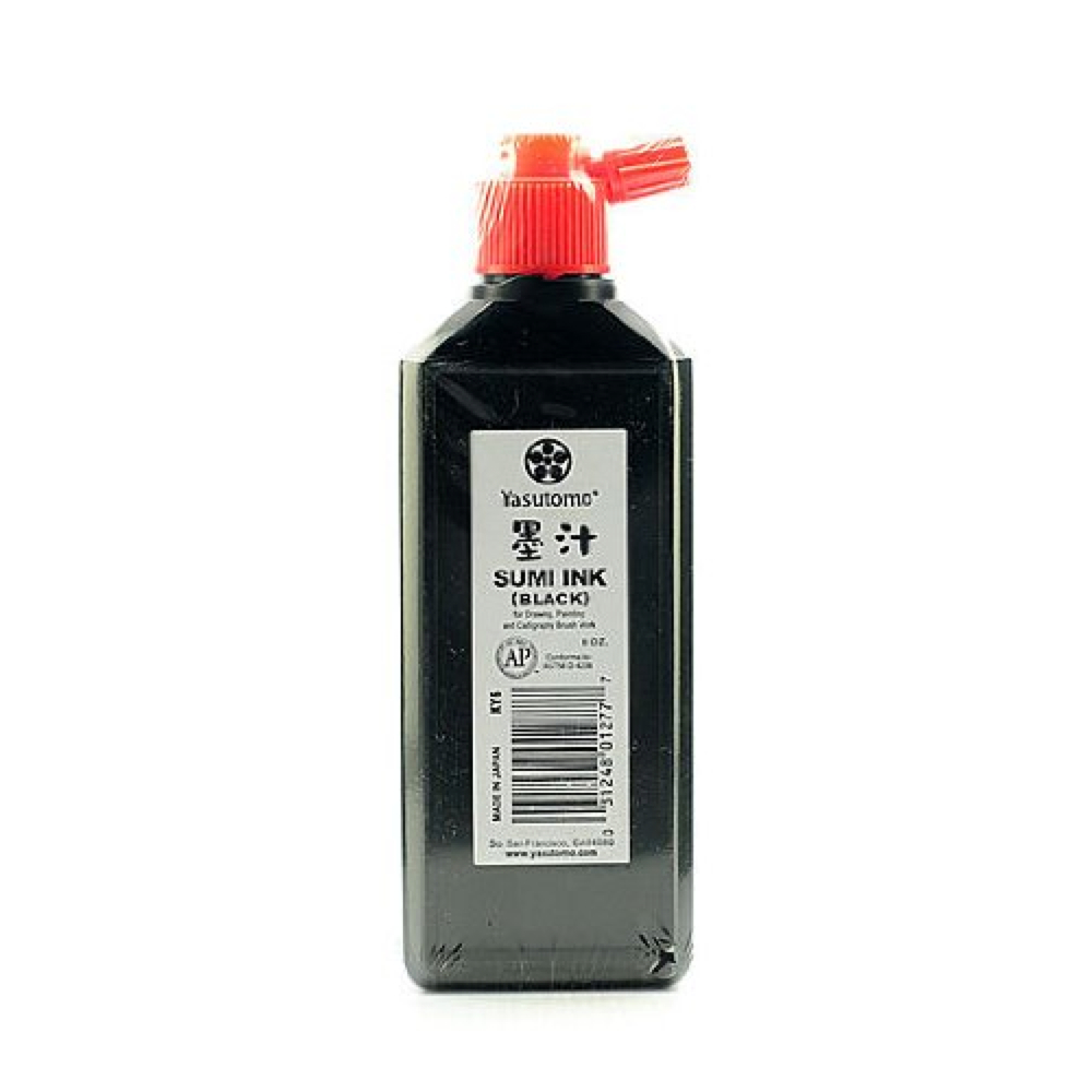 Bokuju Liquid Sumi Ink 6 Oz Ky6