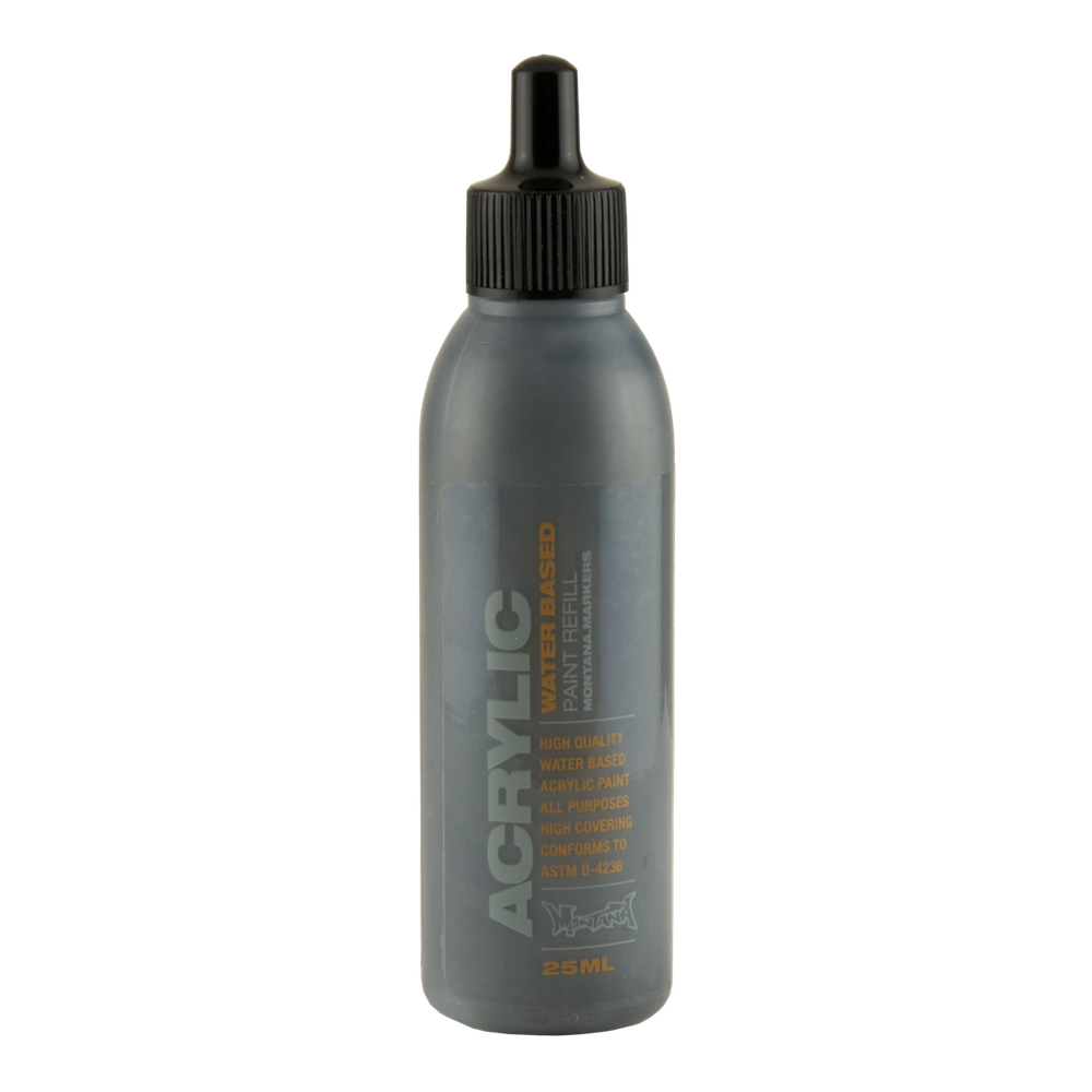 Montana Acryl Paint Refill 25Ml Gravel