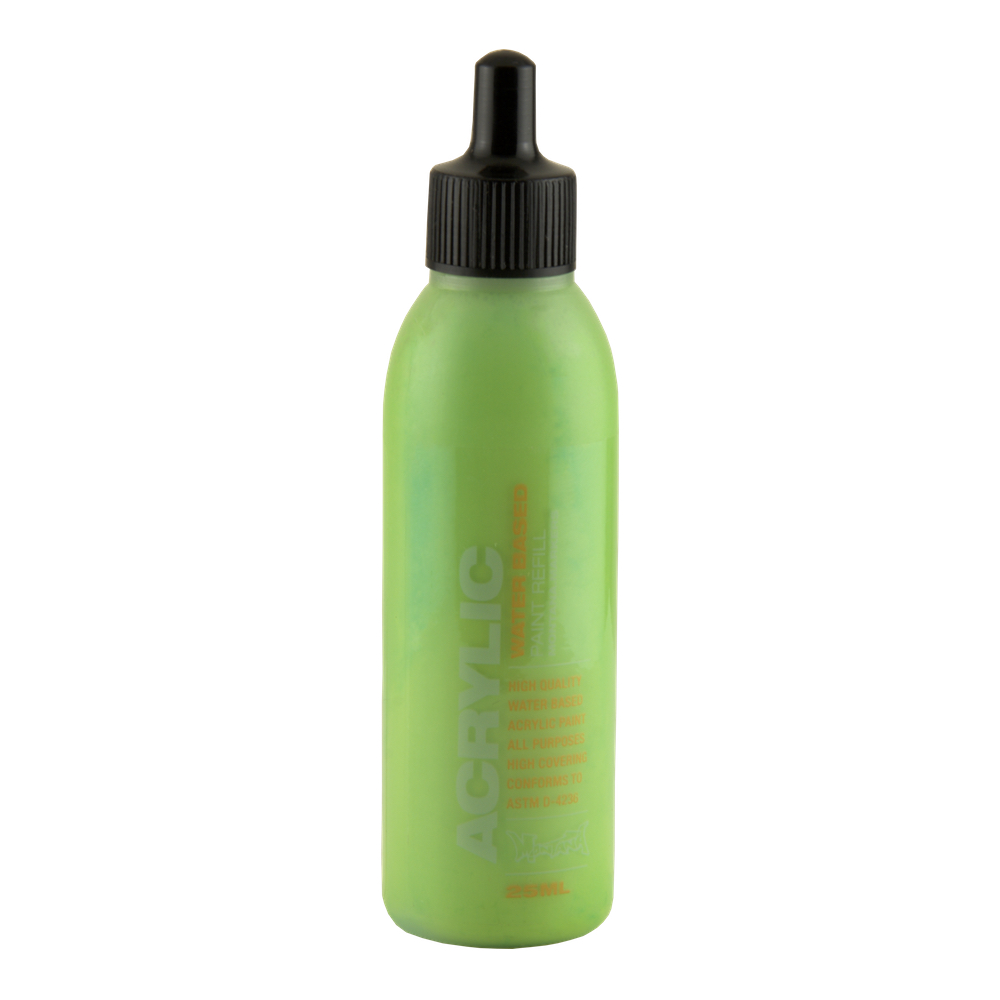Montana Acryl Paint Refill 25Ml Green Light