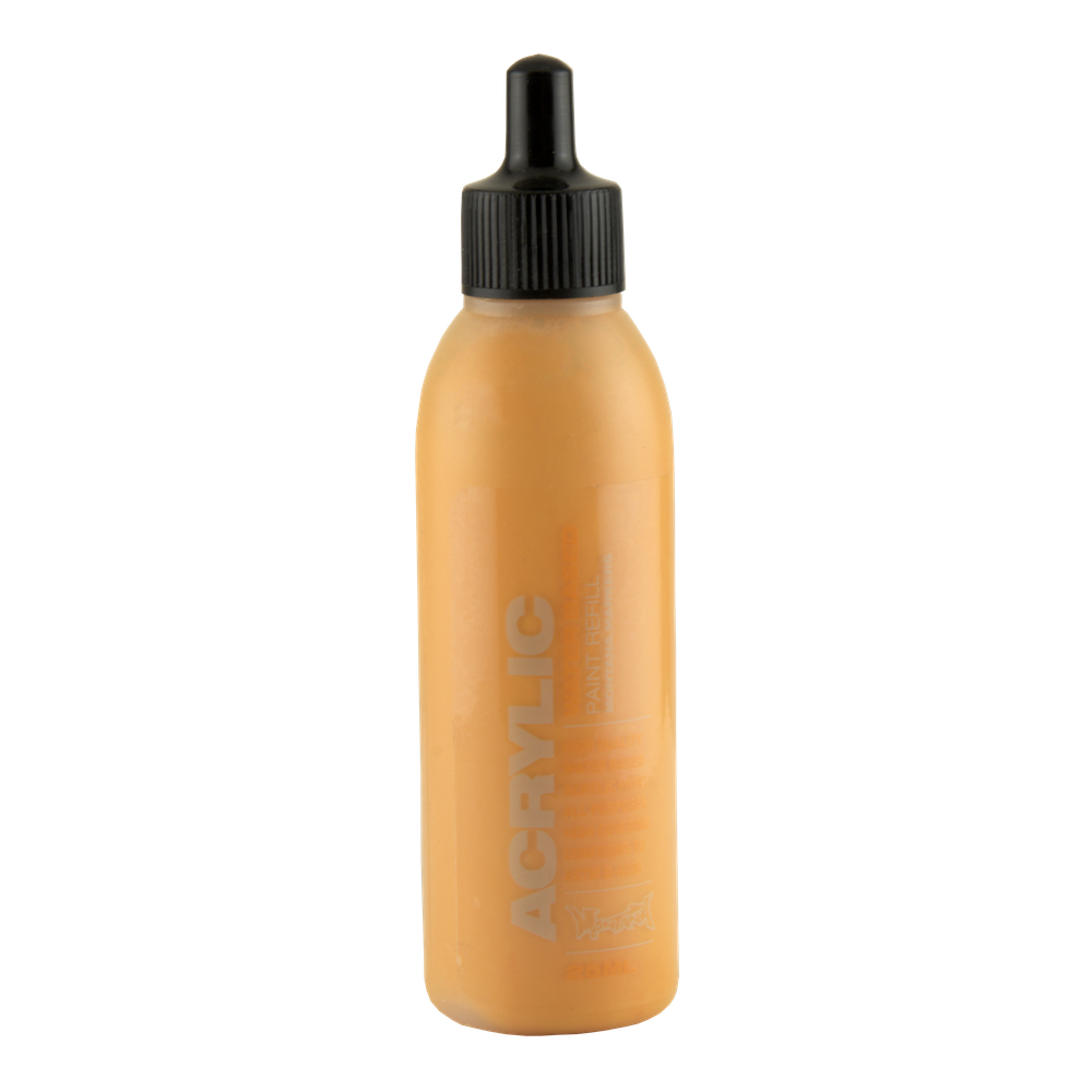 Montana Acryl Paint Refill 25Ml Orange Light