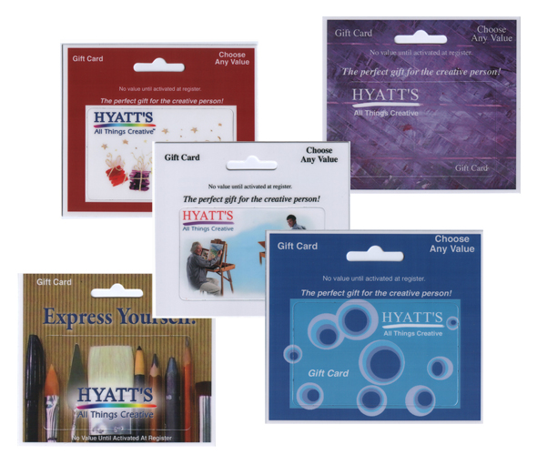 Hyatts Gift Cards