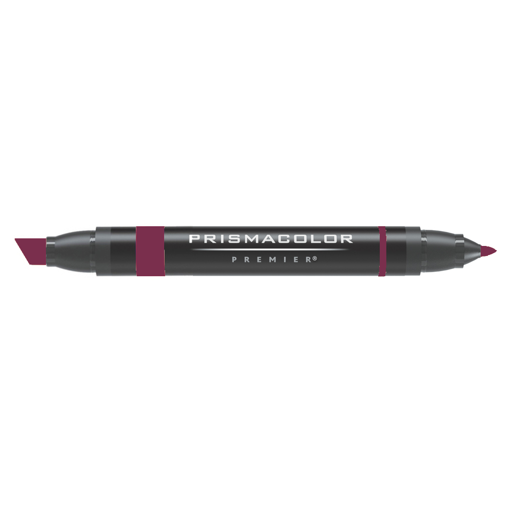 Prismacolor Marker Pm150 Mahogany Red