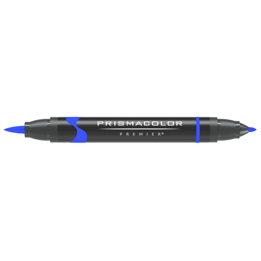 Prismacolor Brush Marker Pb44 Ultramarine