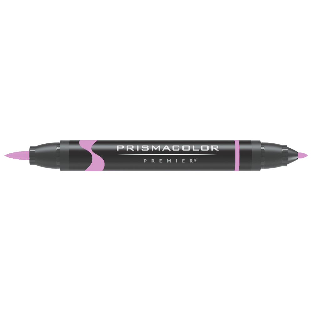 Prismacolor Brush Marker Pb52 Mulberry Light