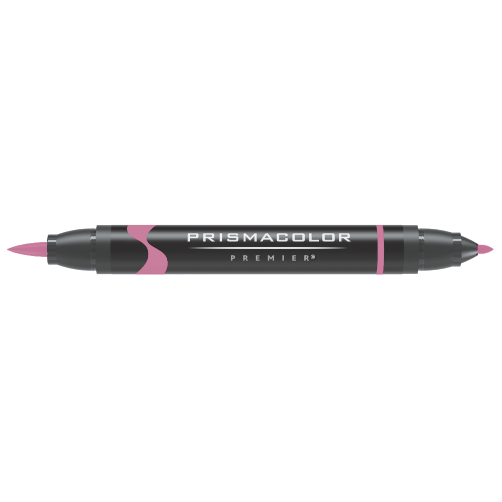Prismacolor Brush Marker Pb54 Rhodamine Light