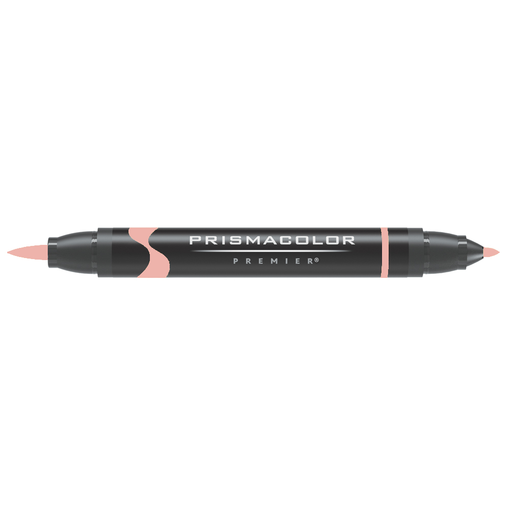 Prismacolor Brush Marker Pb122 Salmon Pink